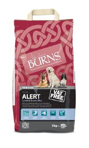 Burns Alert Lamb & Brown Rice 6kg
