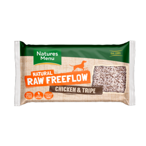 Natures Menu Freeflow Minced Chicken & Tripe 2kg