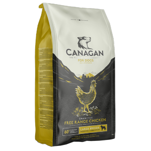 Canagan Large Breed Free Run Chicken 12kg