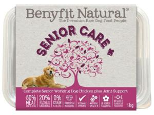 Benyfit Natural Senior Care Chicken 500g