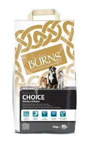 Burns Choice Chicken & Maize 2kg
