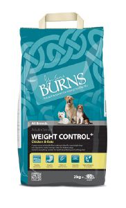 Burns Weight Control Chicken & Oats 7.5kg
