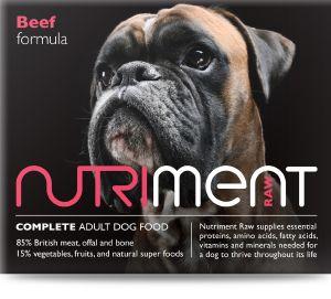 Nutriment Beef Formula 500g