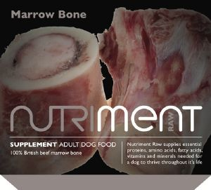 Nutriment Fresh Marrow Bones Small Dog