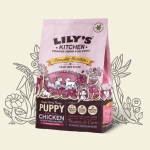Lily's Kitchen Perfectly Puppy 1kg