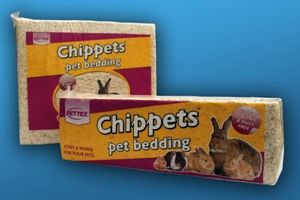 Pettex Chippets Compressed 35tr