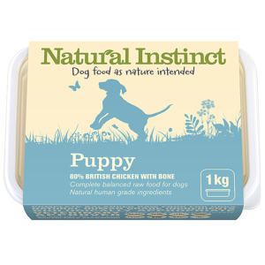 Natural Instinct Puppy 1kg