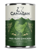Canagan Free Run Chicken Dog Can 400gx6