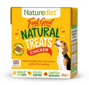 Naturediet Natural Treats Chicken - 150g