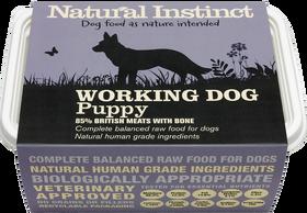 Natural Instinct Working Puppy 1kg