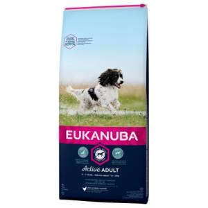 Eukanuba Adult Medium Breed Chicken 2kg