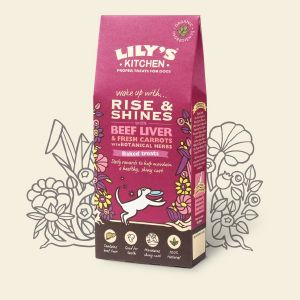 Lily's Kitchen Rise & Shines Dog Treats 100g