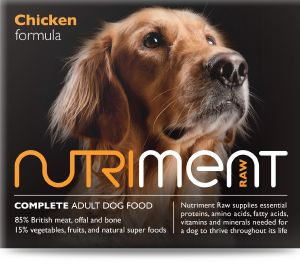 Nutriment Chicken Formula 500g