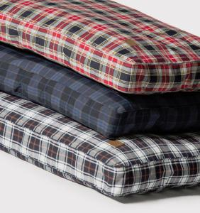 Danish Design Box Duvet Medium Lumberjack Red/Grey
