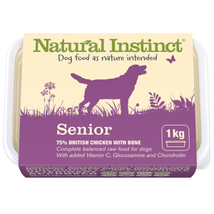 Natural Instinct Senior 1kg
