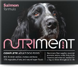 Nutriment Salmon & Chicken Formula 1.4kg Chubb