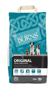 Burns Original Chicken & Brown Rice 2kg