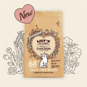Lily's Kitchen Cat Delicious Chicken 800g