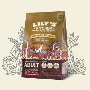 Lily's Kitchen Wild Woodland Walk Venison & Duck 2.5kg