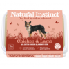 Natural Instinct Chicken & Lamb 500gx2