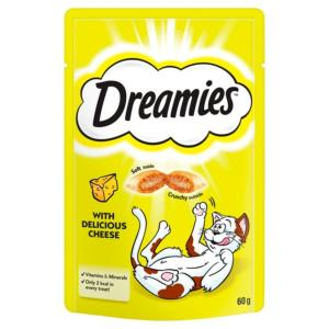 Dreamies Cheese 60g