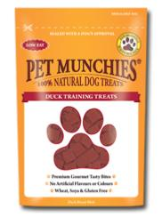 Pet Munchies Duck Training Treats 50g