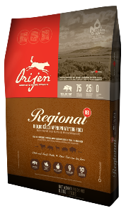 Orijen Dog Regional Red 11.4kg