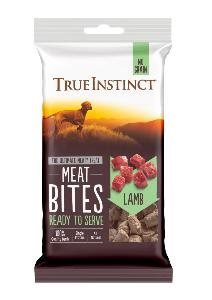 True Instinct Freeze Dried Lamb Meat Bites 20g