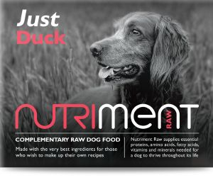 Nutriment Just Duck 500g
