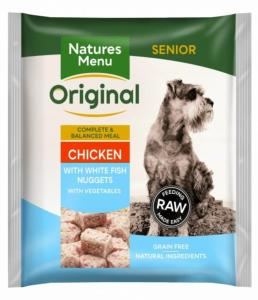 Natures Menu Nuggets Senior 1kg