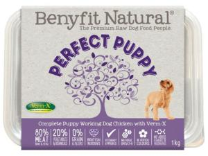 Benyfit Natural Perfect Puppy Chicken 500g