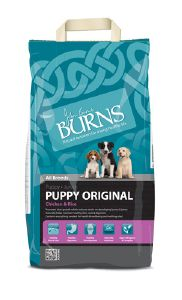 Burns Original Puppy Chicken & Brown Rice 12kg