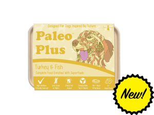 Paleo Ridge Paleo Plus Turkey & Fish 500g