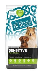 Burns Sensitive Pork & Potato 2kg