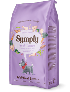 Symply Small Breed Adult Turkey 2kg