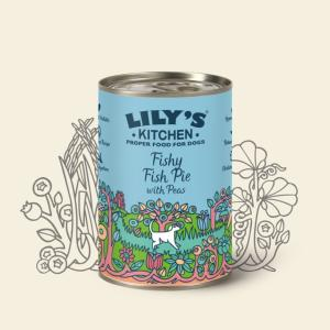 Lily's Kitchen Fishy Fish Pie 400gx6