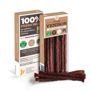 JR Pure Venison Sticks 50g