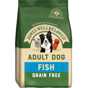 James Wellbeloved Adult Grain Free Fish & Veg 1.5kg