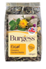 Burgess Excel Nature Snacks Country Garden Herbs 120g