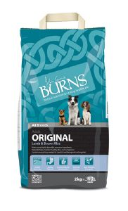 Burns Original Lamb & Brown Rice 15kg