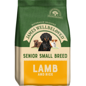 James Wellbeloved Senior Small Breed Lamb 1.5kg