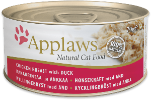 Applaws Cat Mixed Selection Tins 70gx12