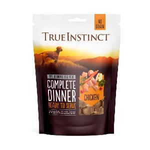 True Instinct Freeze Dried Complete Chicken Dinner 120g