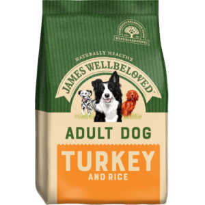 James Wellbeloved Adult Turkey & Rice 2kg