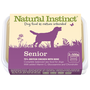 Natural Instinct Senior 500gx2