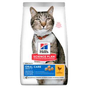 Hills Cat Adult Oral Care 1.5kg