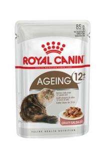 Royal Canin Ageing 12+ Pouch Gravy 85g