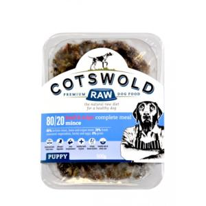 Cotswold Raw Puppy Beef & Tripe Mince 500g