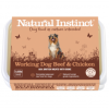 Natural Instinct Working Dog Beef & Chicken 1kg
