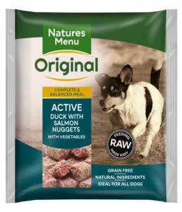 Natures Menu Nuggets Active 1kg